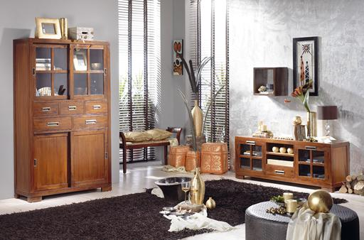 KENIA TEAKWOOD LIVING ROOM