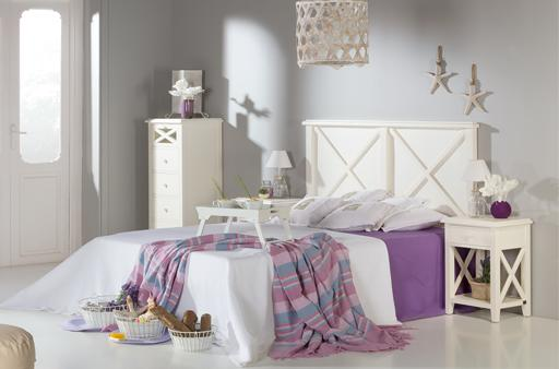 NIZA WHITE BEDROOM