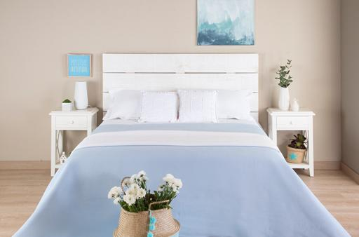 NORDIC-NIZA WHITE BEDROOM