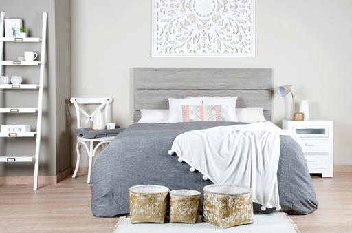 HAME-TRIBECA GREY BEDROOM