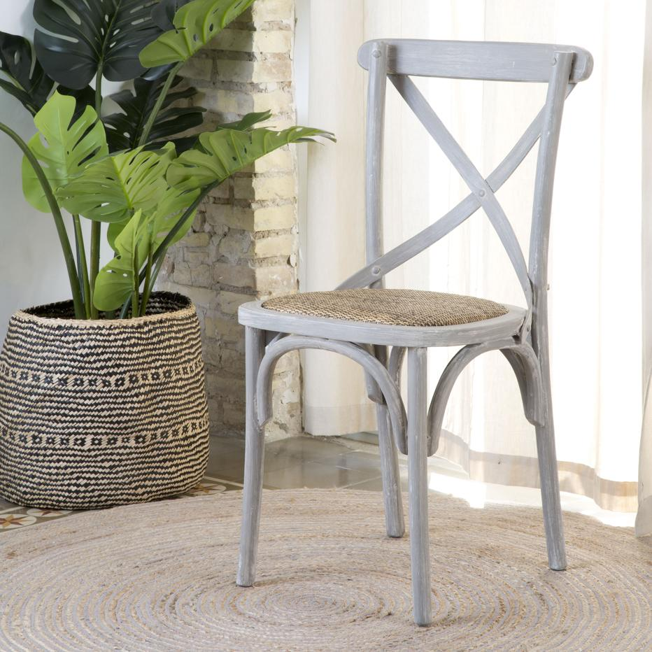 Abad stone chair