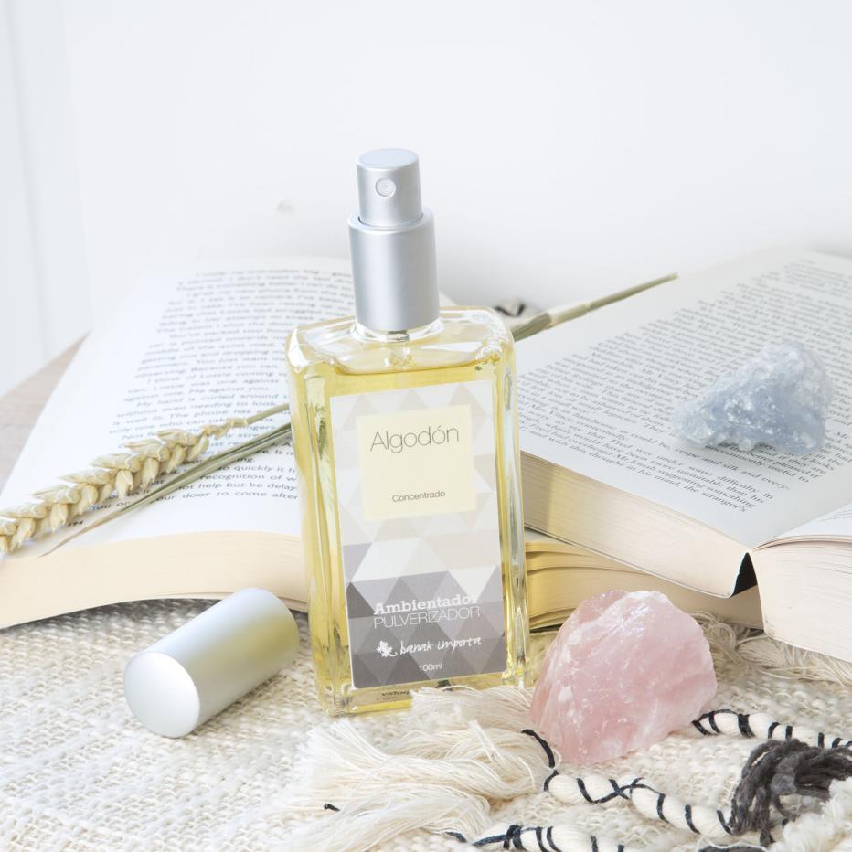 Deodorante per amibienti 100 ml cottone