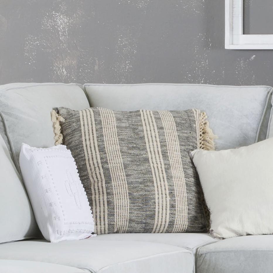 Pesre black cushion majestic 45x45