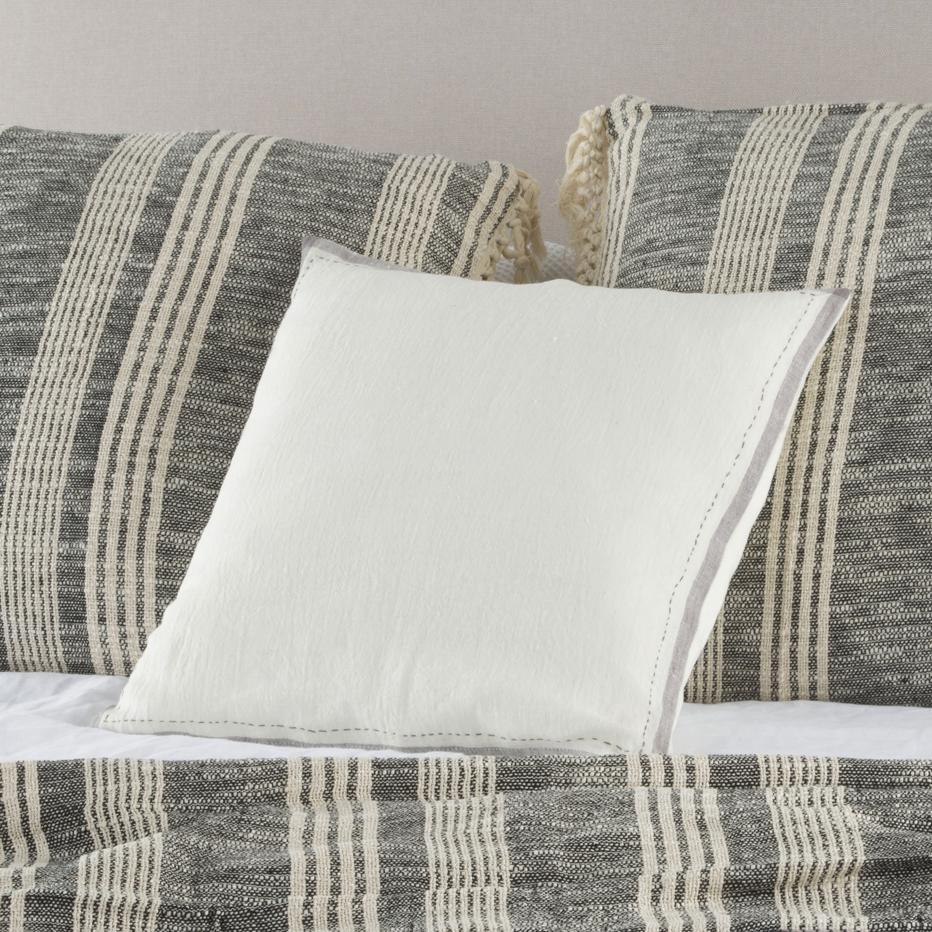 Gilsa portos grey cushion