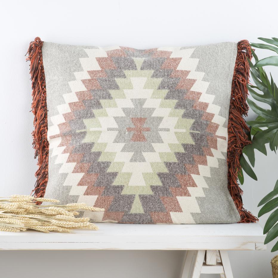 Cheku grey cushion 60x60