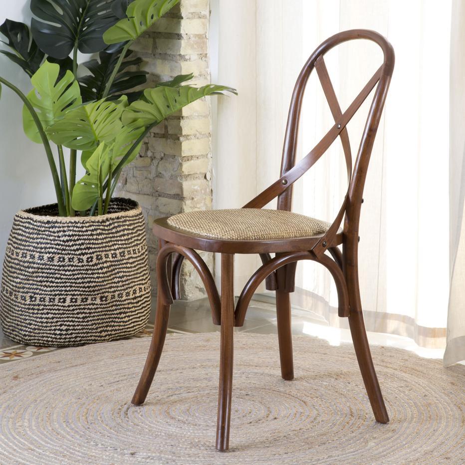 Bak teak chair