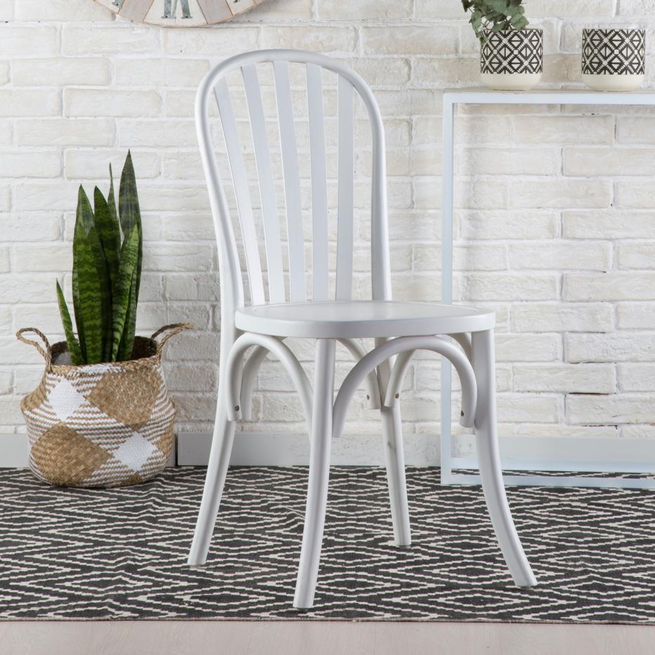 Landos silla blanca