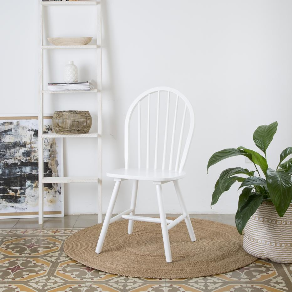 Dorian sedia bianca