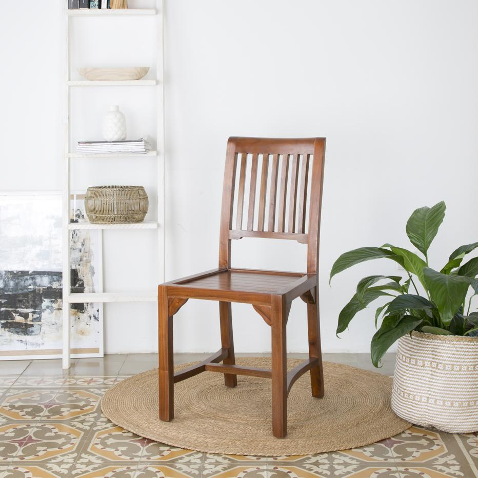 Indice  teak chair