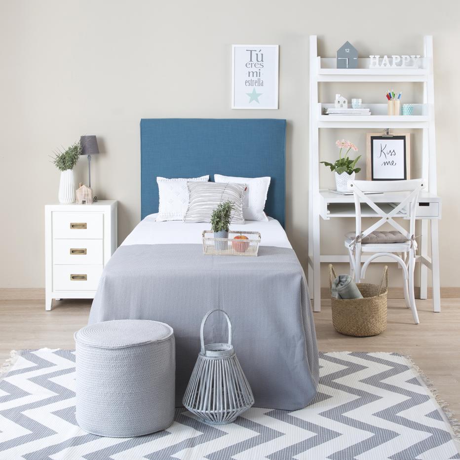 Achio cabezal tapizado banak importa - Baules tapizados dormitorio ...