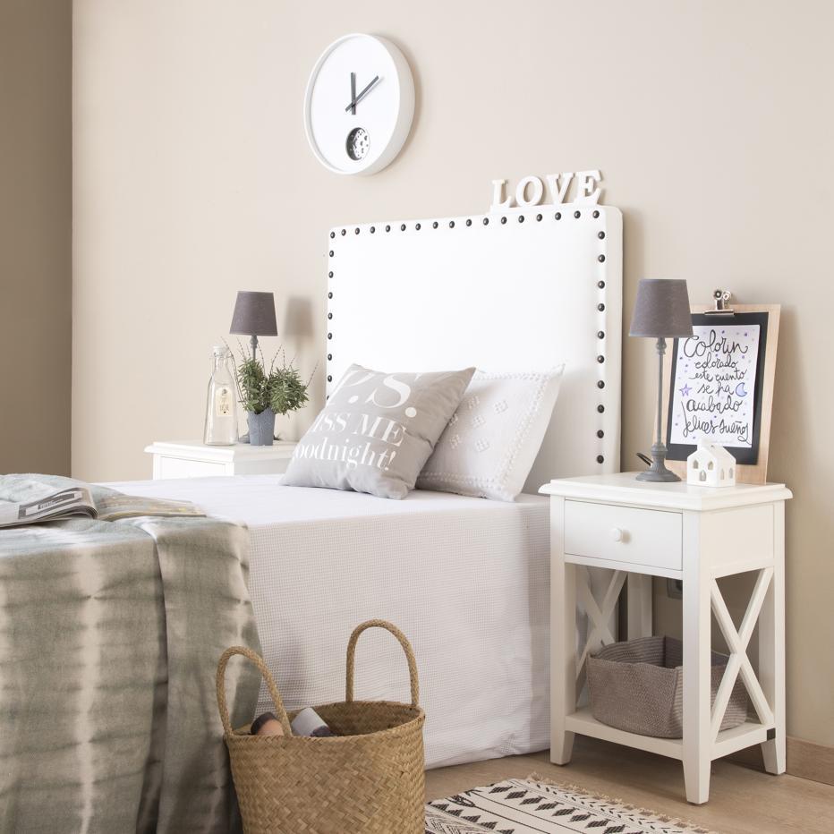 Natur cabezal tapizado banak importa - Baules tapizados dormitorio ...