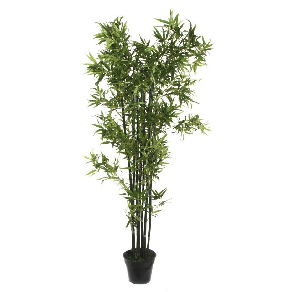 Buba planta pvc 190cm bambu