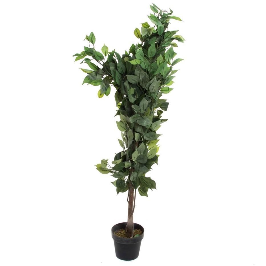 Kuss planta pvc 120 ficus verde