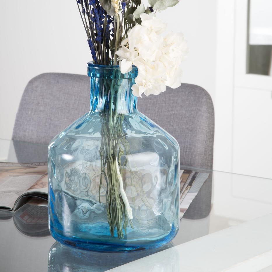 Lasie jarron cristal 17x24 banak importa for Jarron cristal decoracion
