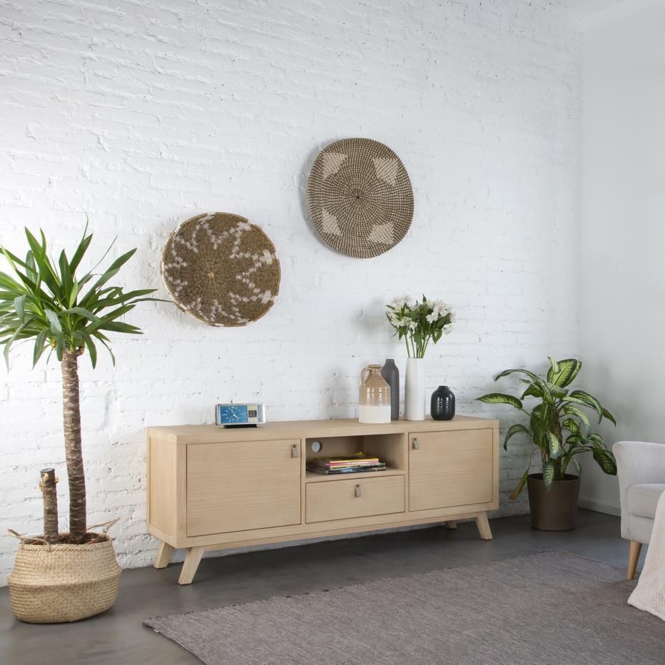 Muebles saskia horario obtenga ideas dise o de muebles for Mueble tv banak
