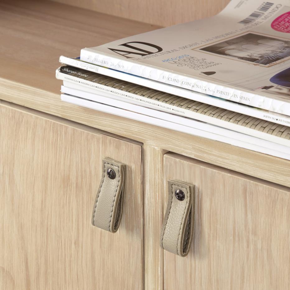 Kumla aparador estrecho mueble banak importa for Mueble estrecho cocina