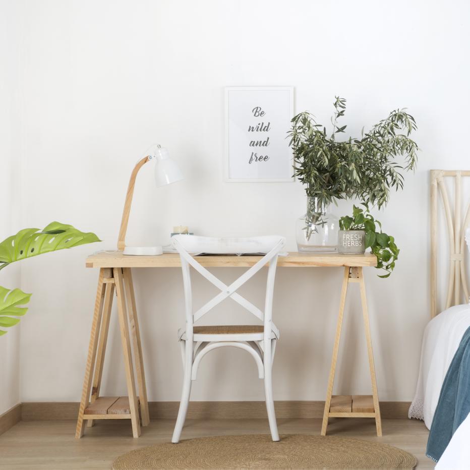 Nordic mesa despacho banak importa for Mesas de despacho