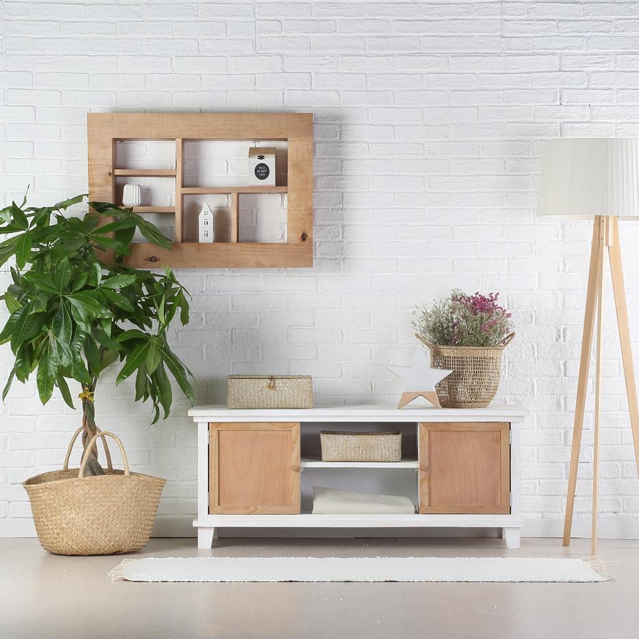 fiord mueble tv 125 banak importa. Black Bedroom Furniture Sets. Home Design Ideas