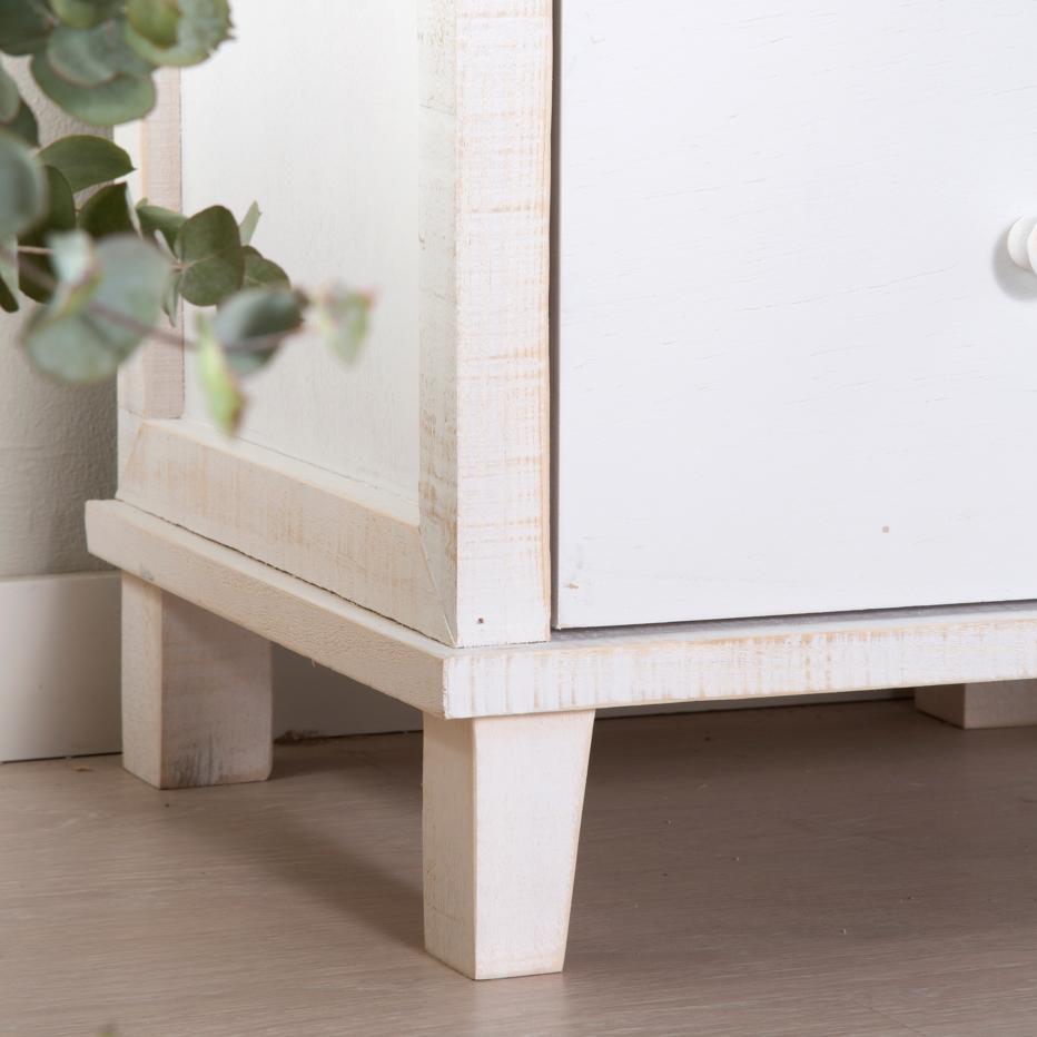 fiord chevet 2 tiroirs banak importa. Black Bedroom Furniture Sets. Home Design Ideas