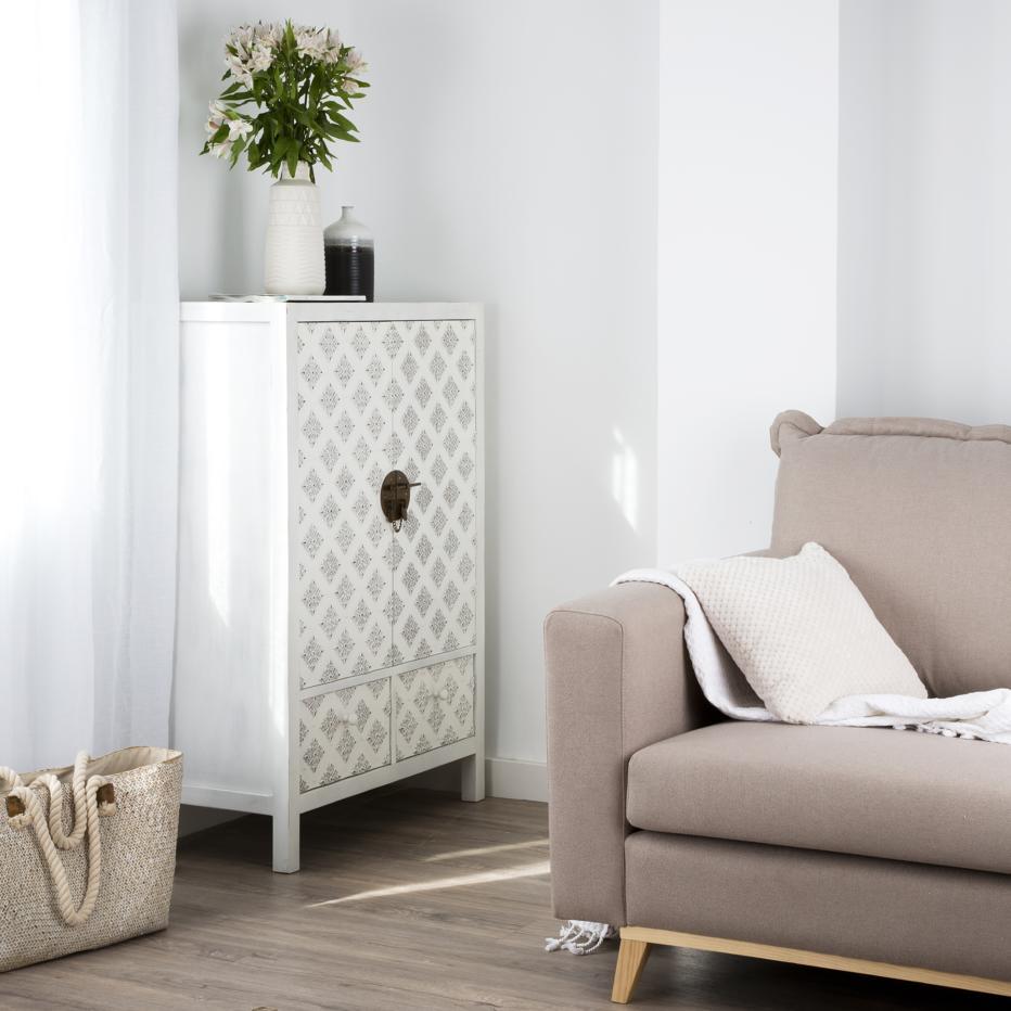 Lyss armario mueble auxiliar banak importa for Banak muebles auxiliares