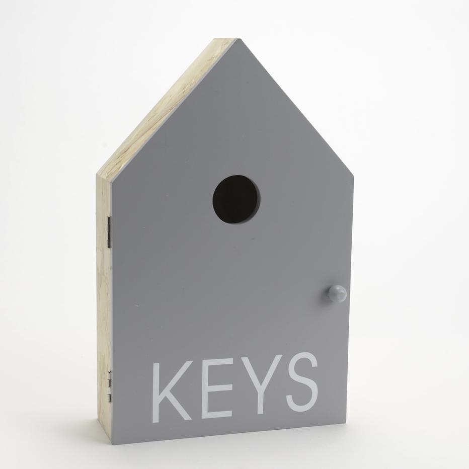 Poew grey keys box