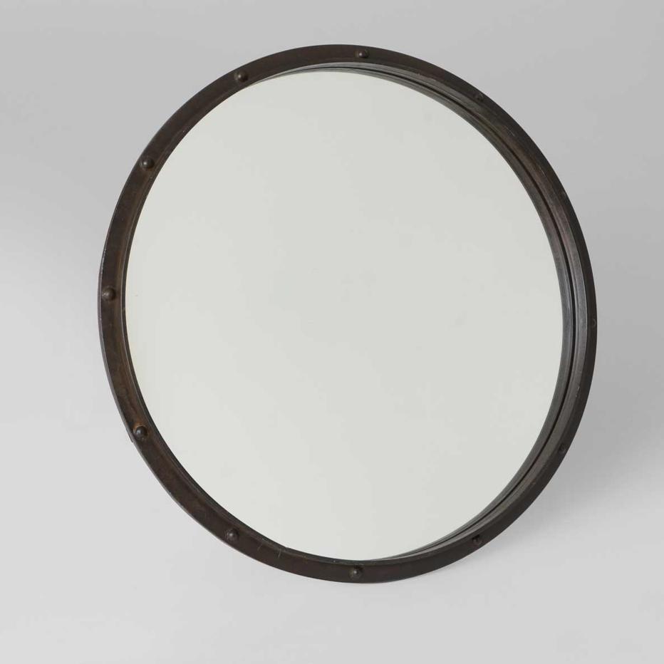 Girs espejo metal rueda 60cm