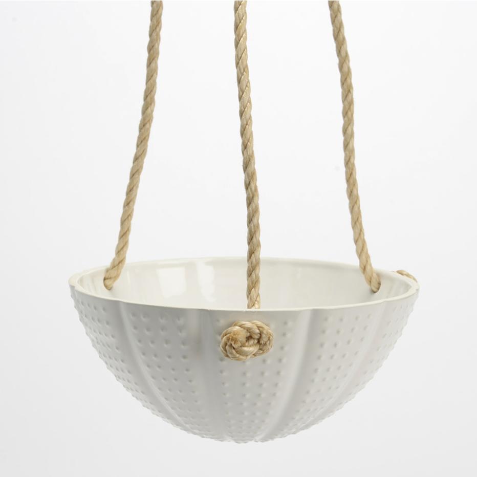 Mesne hanging cover flowerpot