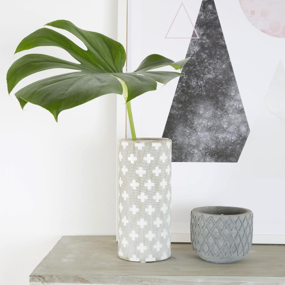 Ster tube vase
