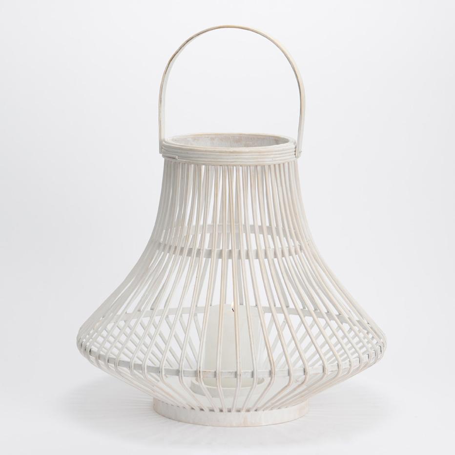 Late palm lantern