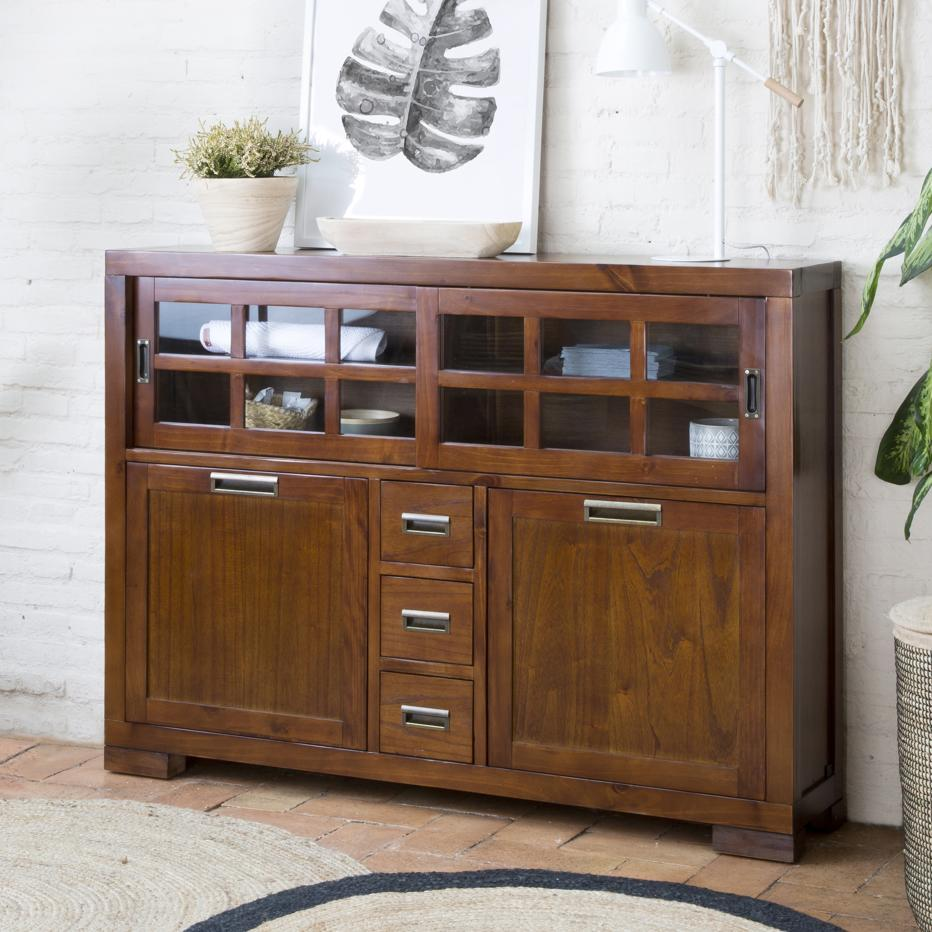 Kenia narrow sideboard
