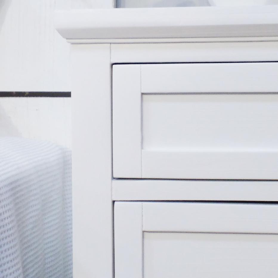 nantes chevet banak importa. Black Bedroom Furniture Sets. Home Design Ideas