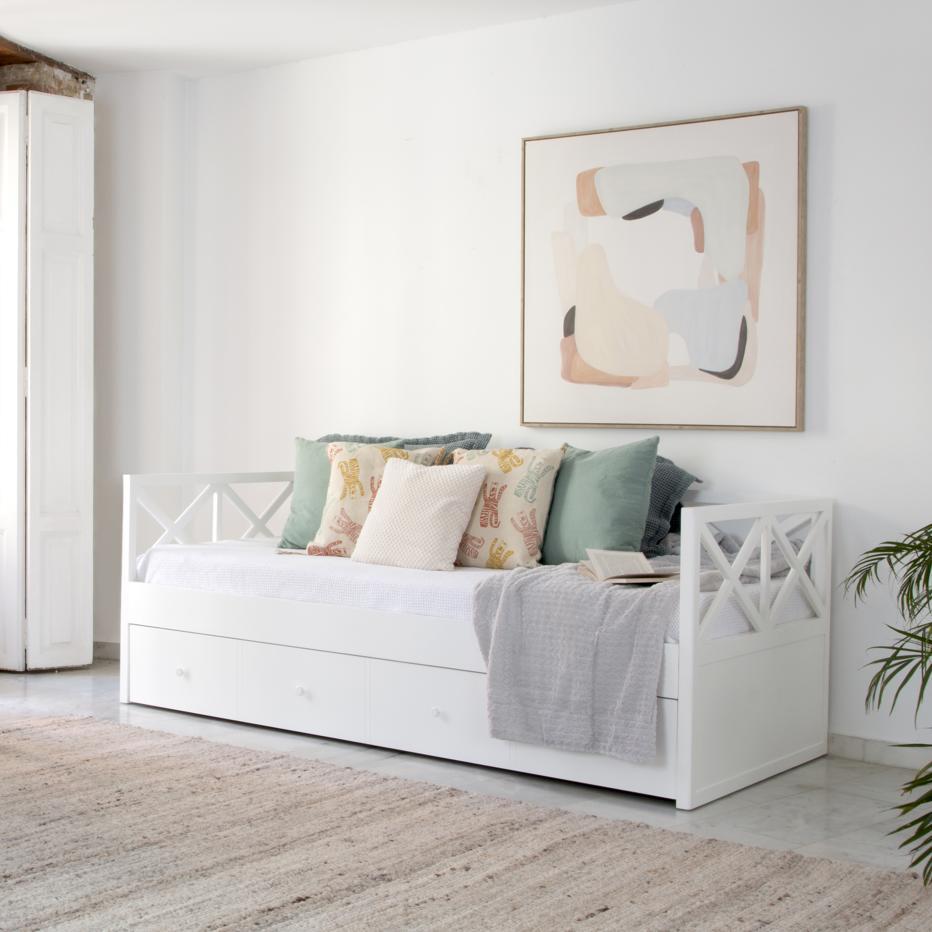 Niza cama nido banak importa for Estructura cama nido 105