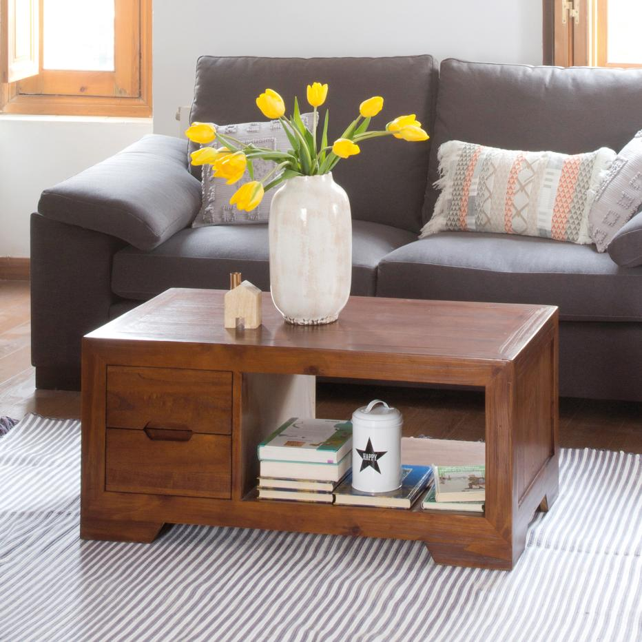 Par coffee table