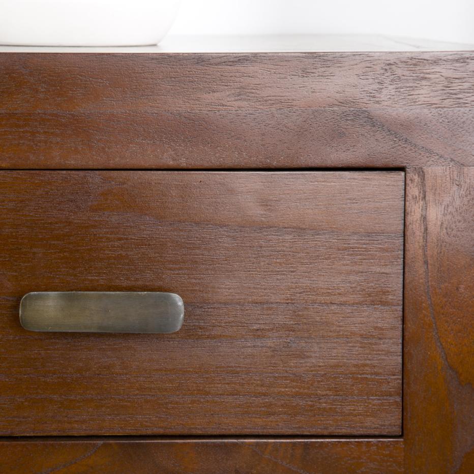 surat chevet 3 tiroirs banak importa. Black Bedroom Furniture Sets. Home Design Ideas