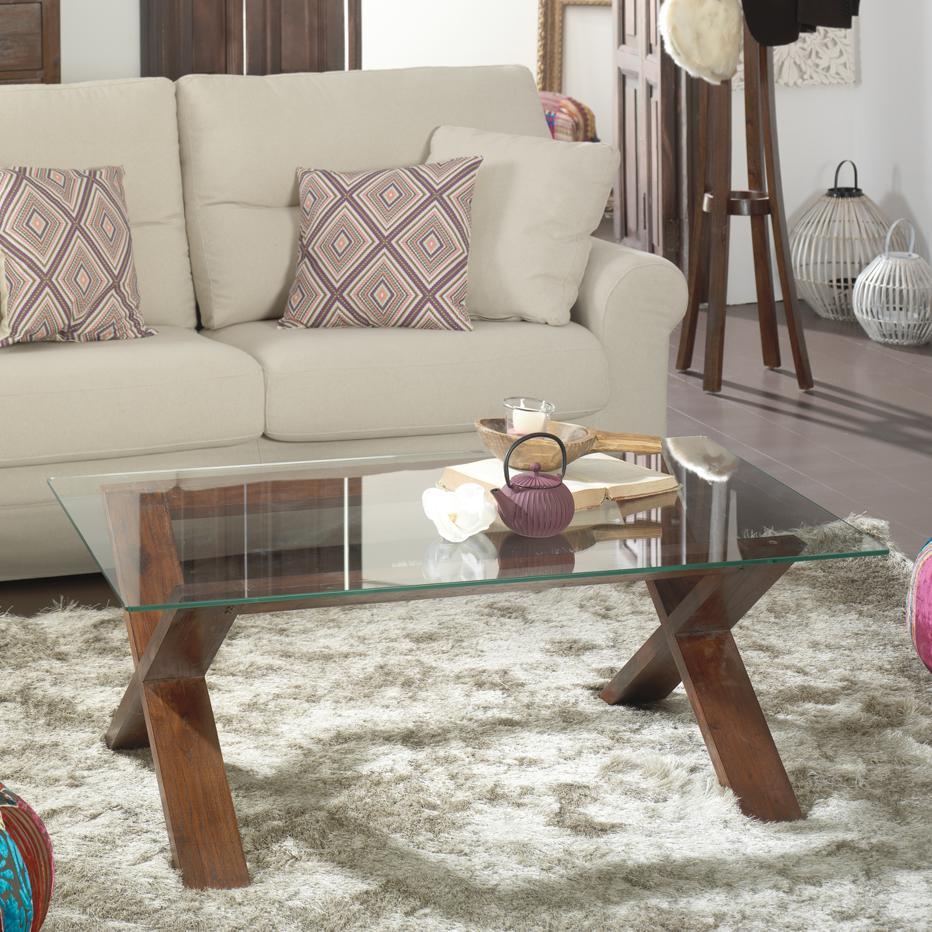 Mezcal coffee table base