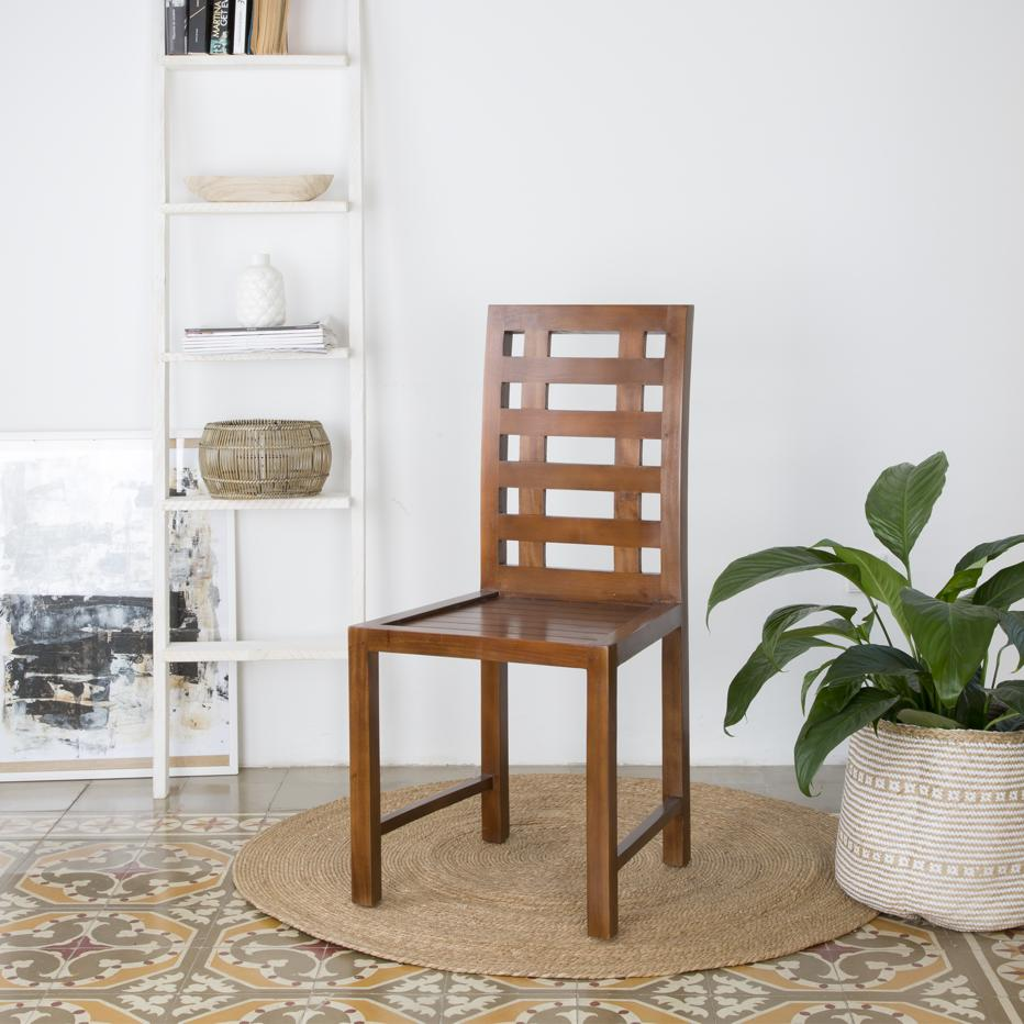 Siena teak chair