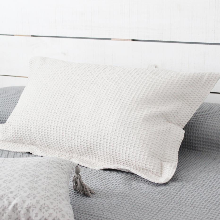Piqué funda almohada