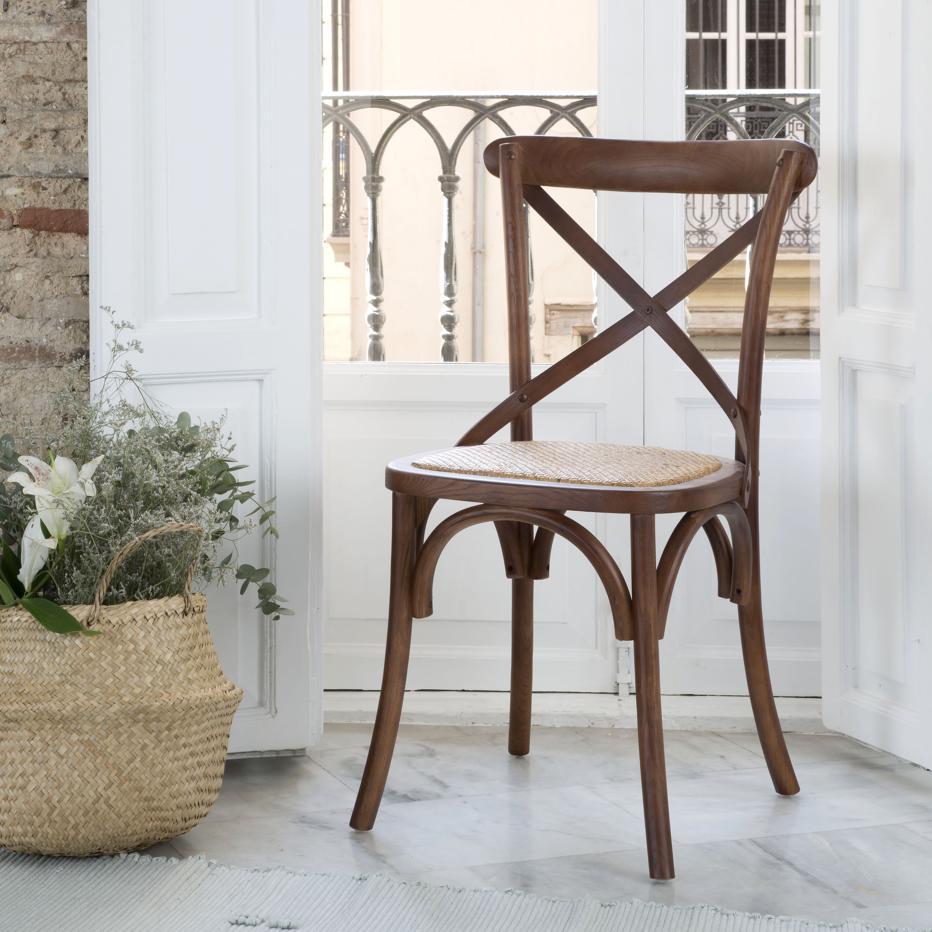 Bihar chaise teck