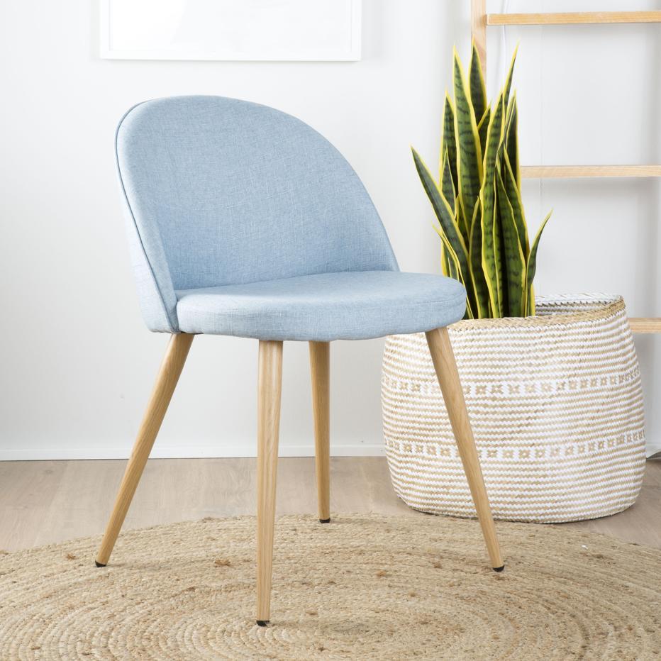 Juma blue chair