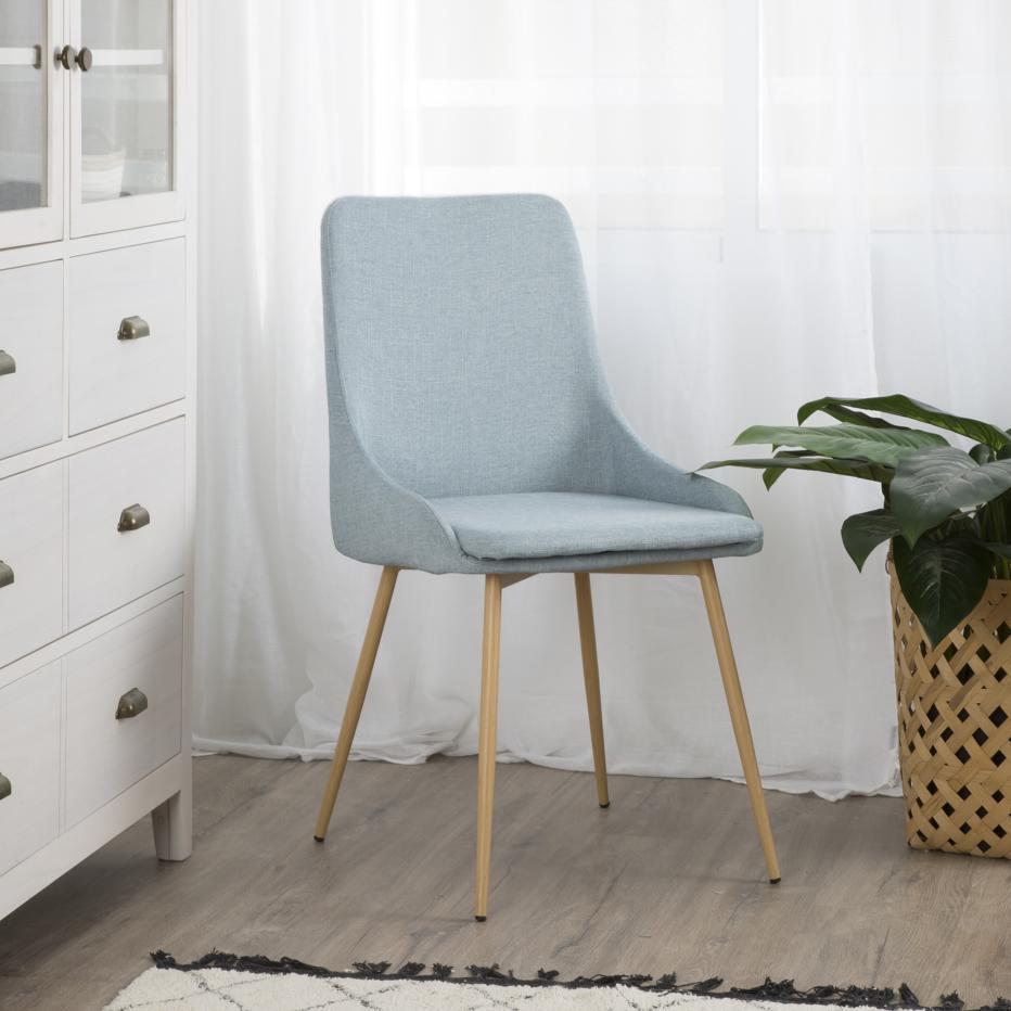 Drau silla azul
