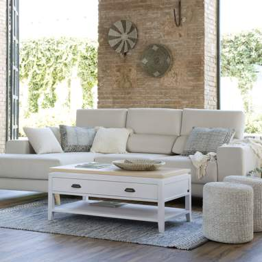 Avelin lift top coffee table