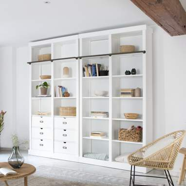 Tand white shelf