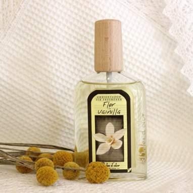 Aromatizador spray 100ml flor de baunilha