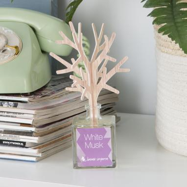 Aromatic diffuser white musk tree
