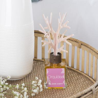 Aromatic diffuser tree orchid