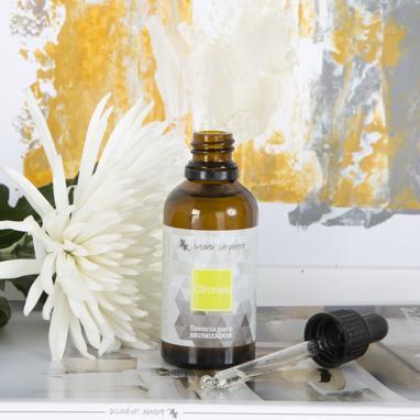 Bruma esencia aroma 50 ml citronela