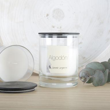 Candle premium cotton