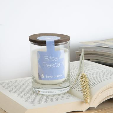 Candle premium fresh breeze