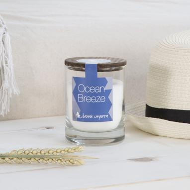 Bougies premium ocean breeze