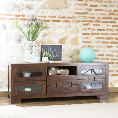 Twins mueble tv 160